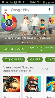Mengatasi Proses Starting Download Di Playstore Yang loading Terus