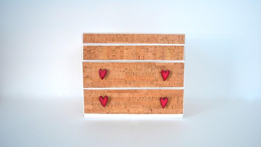 cajonera costurero diy sewing box