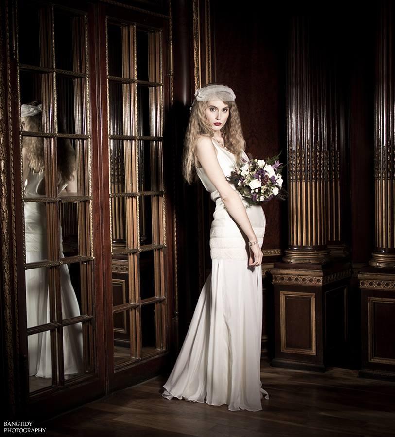 Bristol Vintage Wedding Fair: PEARL BESPOKE