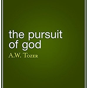 pursuit of god review God's pursuit of man write a review although written two years after the publication of the pursuit of god, a w tozer's god's pursuit of man sets forth the.