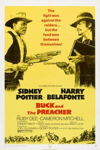 Watch Buck and the Preacher Online Free in HD