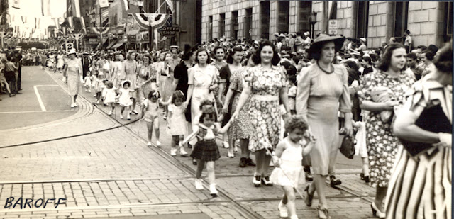 Baby Parade, Scranton, PA, 29 July 1941 worldwartwo.filminspector.com