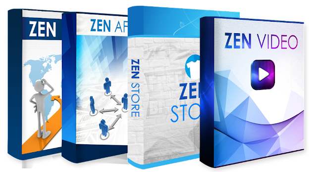 The Zen Titan [Complete Suite of Tools for Amazon and YouTube]