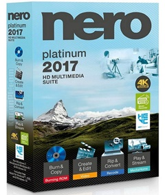 Download - Nero 2017 Platinum