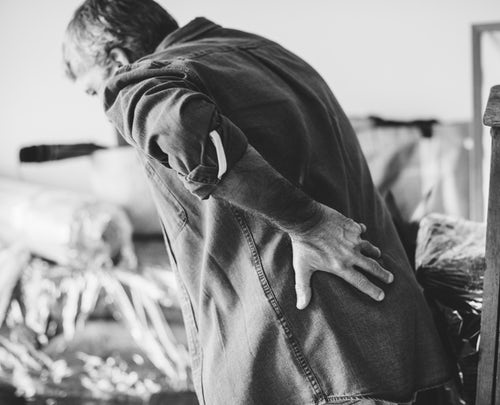 How to get rid of back pain with homeopathy