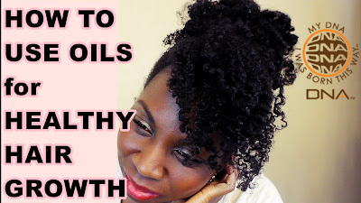 How to Use Essential Oils in Natural Hair Regimen for Healthy Hair