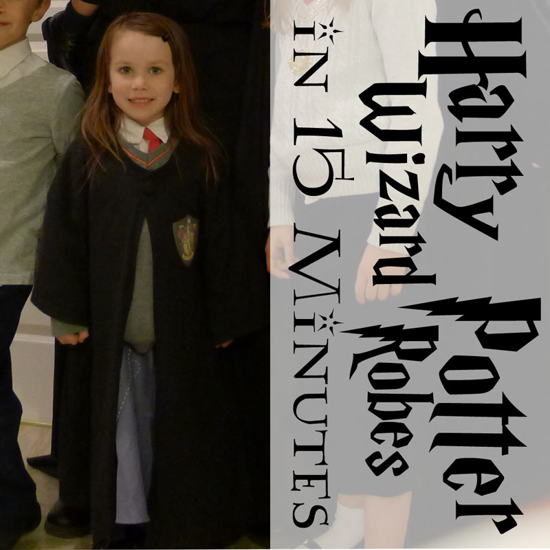 Pieces by polly super fast and easy diy harry potter robe from a t if you need a wizard robe as part of your own little ones harry potter then this is for you you can make an awesome wizard robe out of a t shirt in solutioingenieria Choice Image