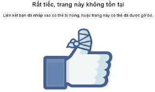 Hàng Loạt page Triệu like Viêt Nam bị xóa sổ không lí do khiến cộng đồng mạng hoang mang