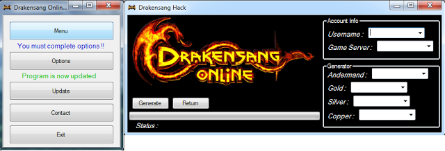Drakensang Online Hack [Cheat tools] Download For Free