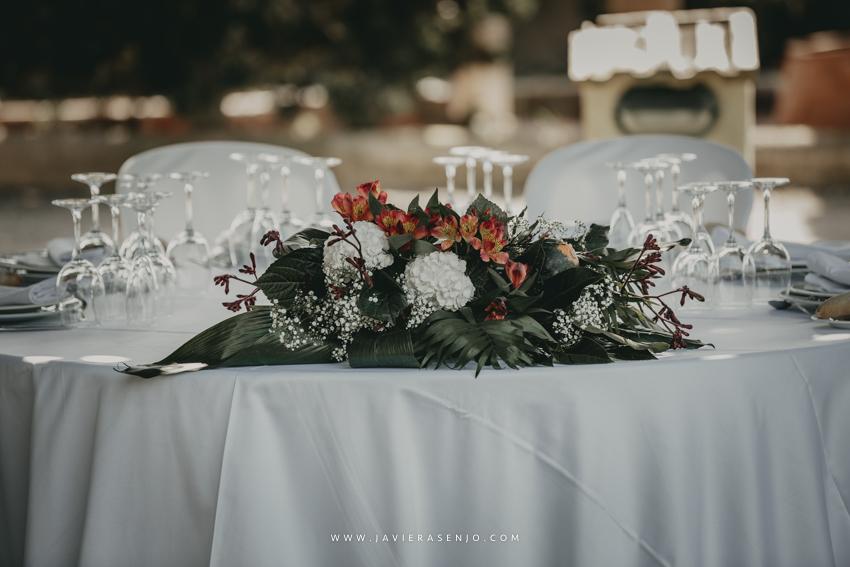 banquete de boda en el hort kalausi