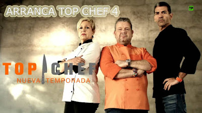 Top Chef 4 temporada en Antena 3 Miercoles 15-02-2017