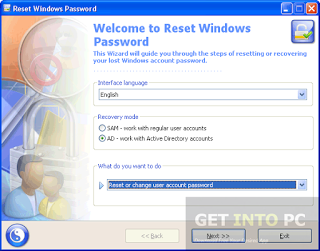 Cara mengatasi lupa password pada windows