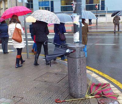 Elogio del paraguas