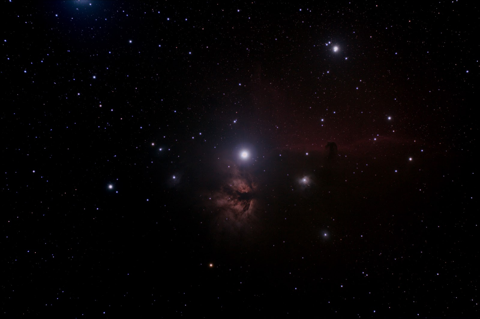 telescope horsehead nebula - photo #19