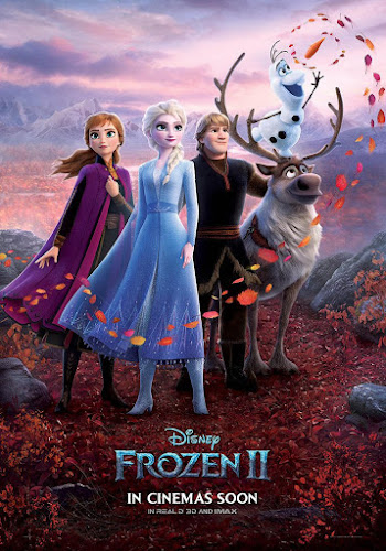 Frozen II (BRRip 1080p Dual Latino / Ingles) (2019)