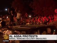 Pekik TAKBIR Sambut Kekalahan Penjajah Israel di Al-Aqsa [Video]