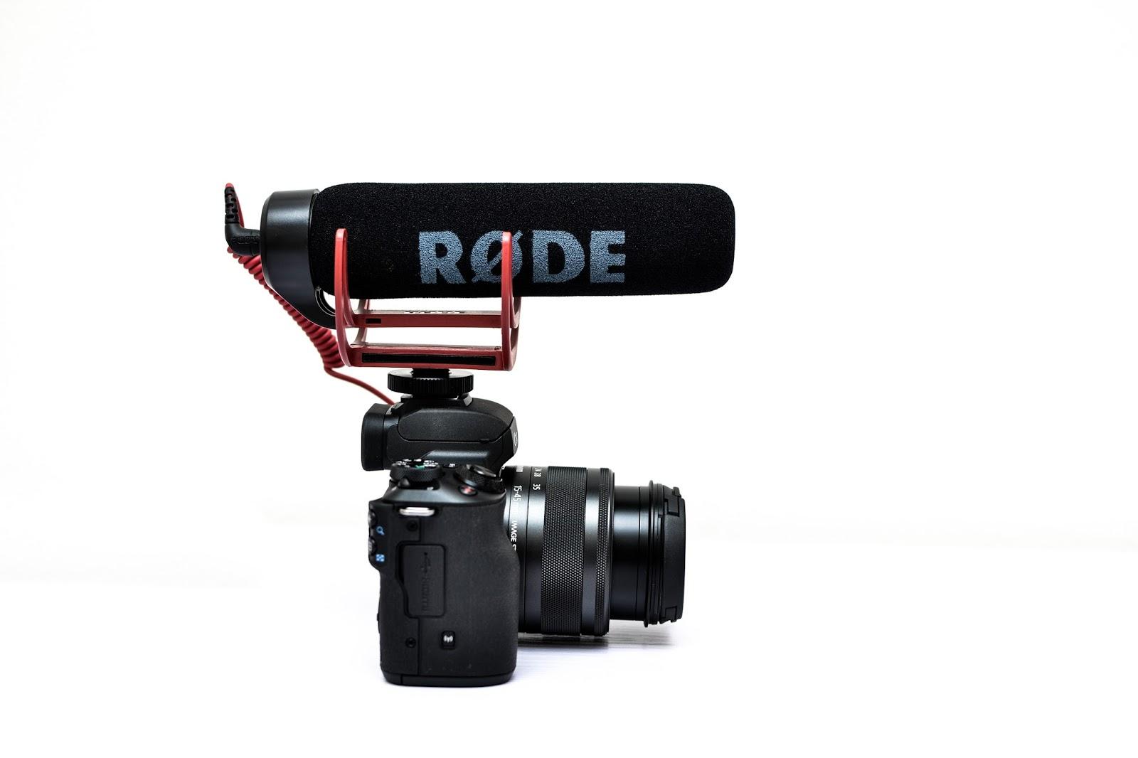 Canon m50 Vlogging Setup