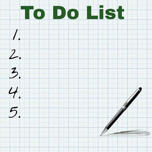 قائمة المهام