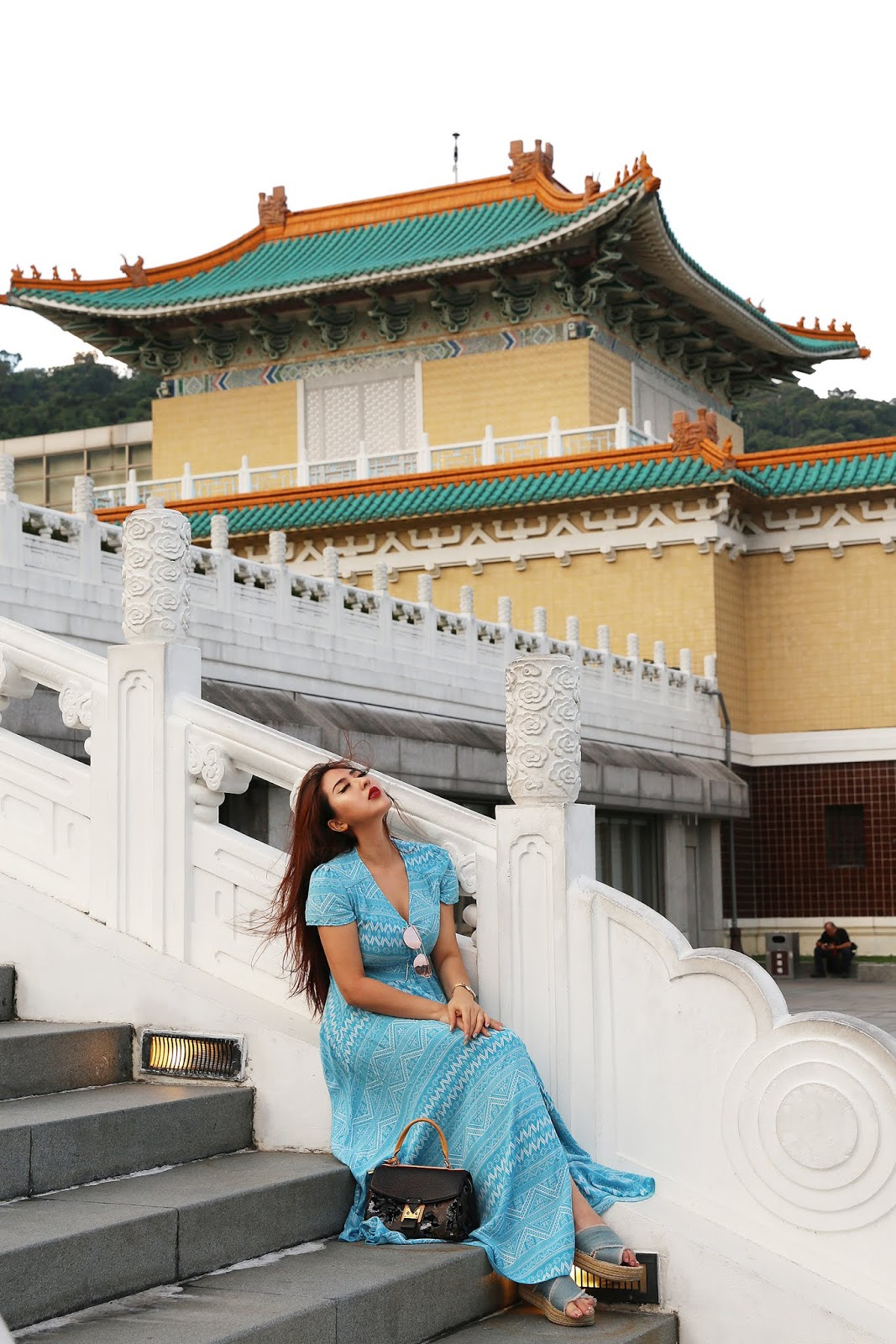 Taipei, Taiwan: A day of Chinese Art and Fine Dining at National Palace Museum & Silks Palace Restaurant