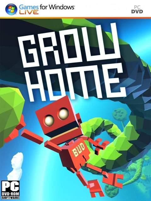 تحميل لعبة Grow Home مضغوطة برابط واحد مباشر كاملة مجانا