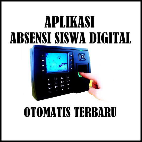 Aplikasi Absensi Siswa Digital Otomatis