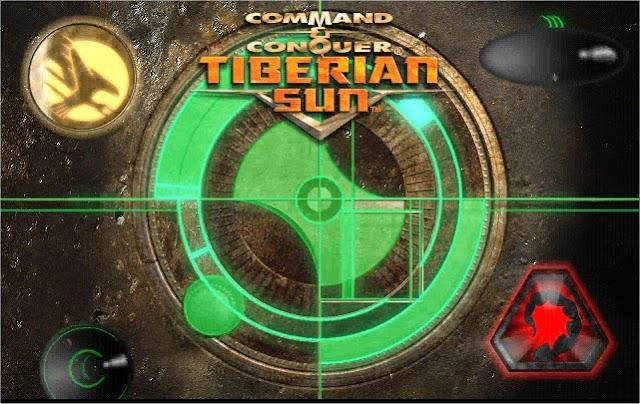 Command & Conquer 3: Tiberian Sun Logo
