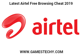 latest airtel free browsing cheat 2019