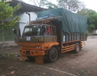 Sewa Truk Surabaya Solo