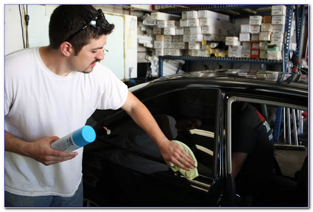 Best Glass Cleaner For TINTED Car WINDOWS
