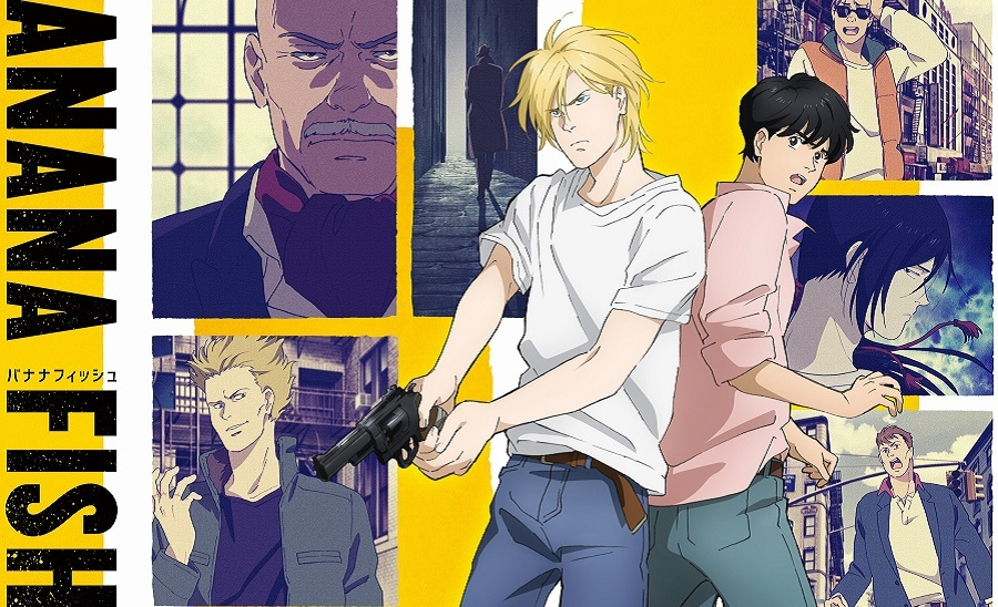 Anime Banana Fish - Legendado para download torrent