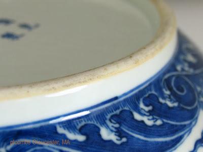 "<img src=""Chinese Guangxu bowl .jpg"" alt=""blue and white dragon bowl foot rim"">"