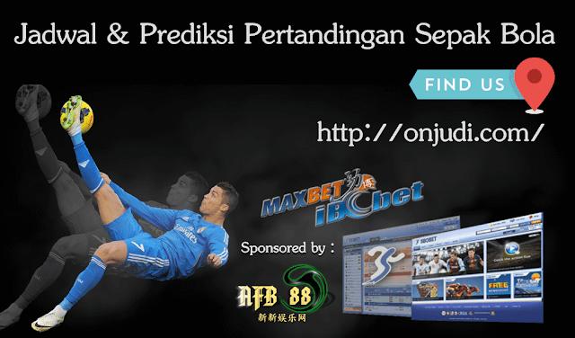 Jadwal Pertandingan Sepak Bola 23 - 24 Oktober 2017