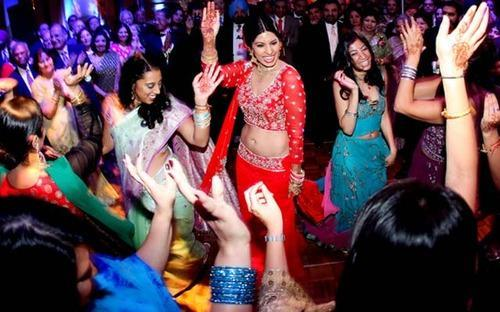 Night Show Ladies Sangeet