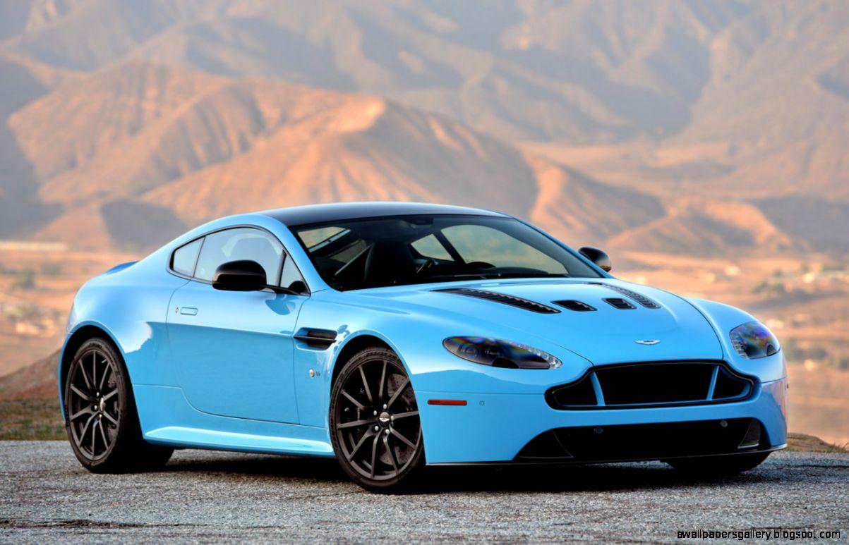 Aston Martin Vanquish Blue | Wallpapers GalleryAston Martin Vanquish Blue