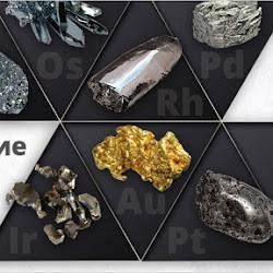 ТОП-10 самых дорогих металлов в мире