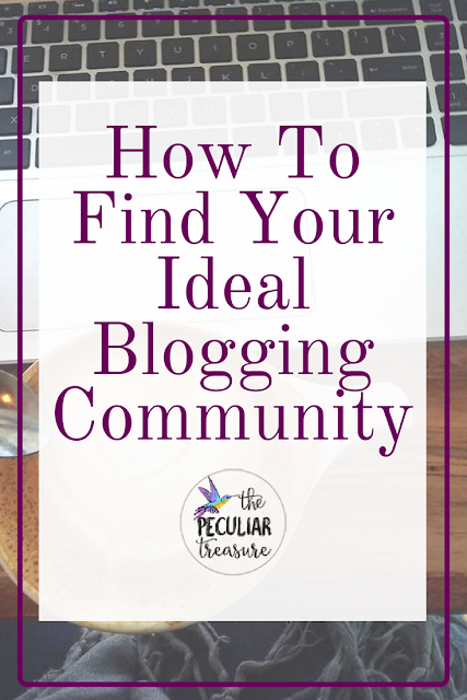How to Find Your Ideal Blogging Community