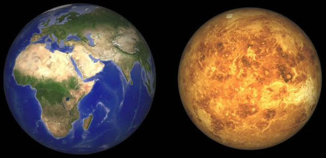 Taking a drive to Venus? Physicist does the math
