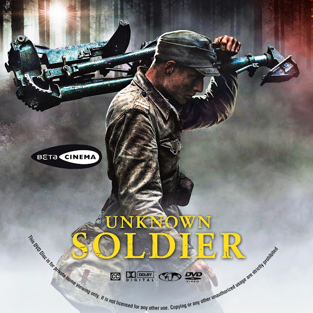 Unknown Soldier Label Cover