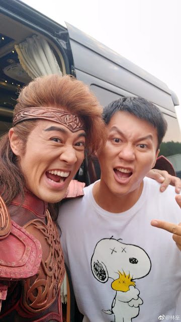 Legends of Monkey King Raymond Lam Li Chen