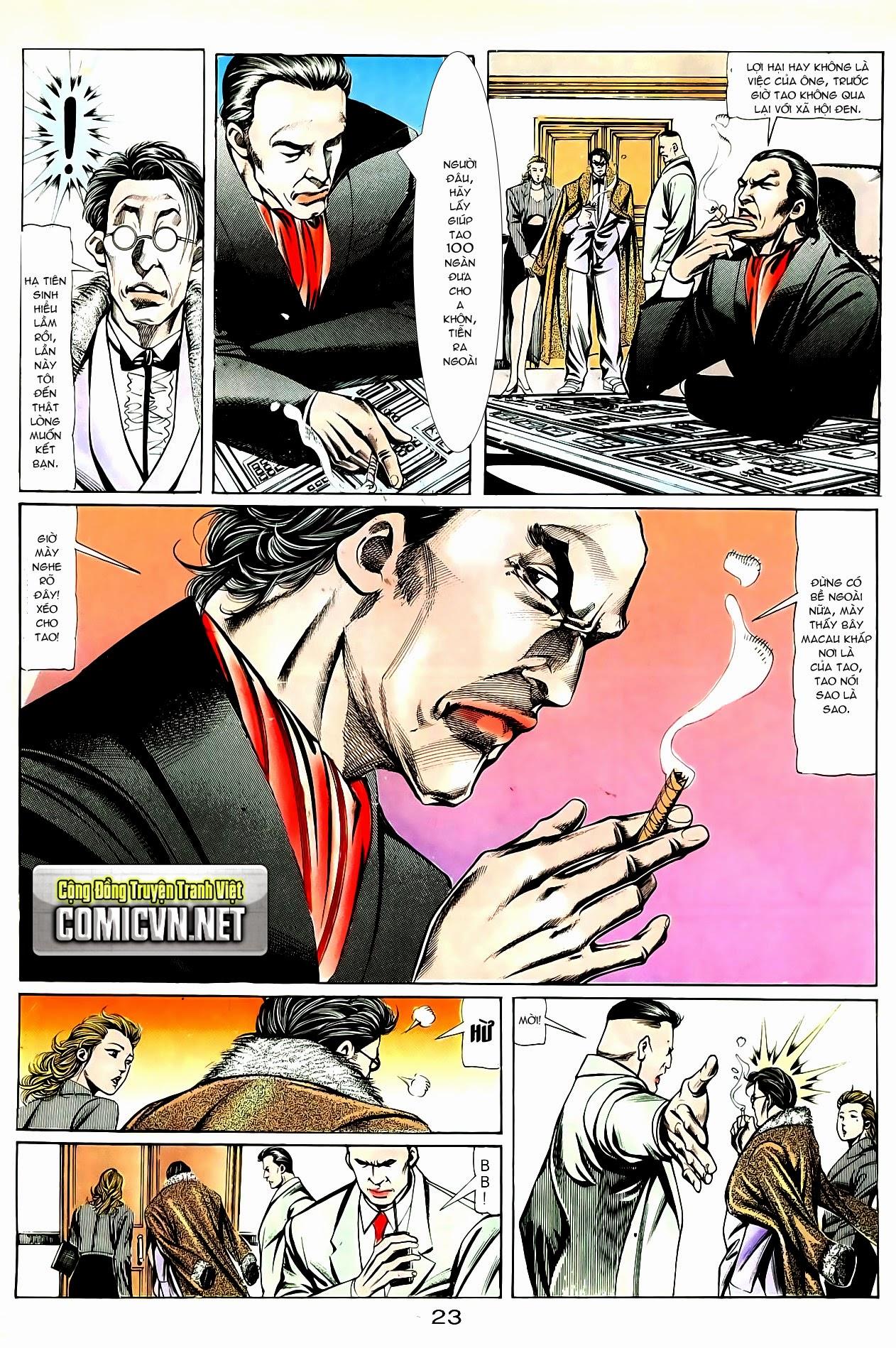Người Trong Giang Hồ chapter 84: đỗ vương hạ tân trang 26