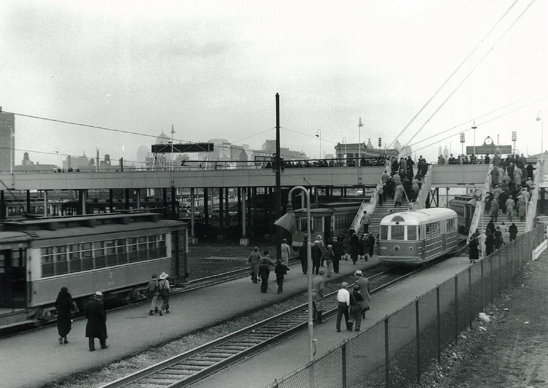 Hicks Car Works: History of Chicago Surface Lines 4001