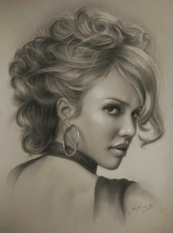 18-Jessica-Alba-krzysztof20d-2b-and-8b-Pencils-Clear-Pastel-Celebrity-Drawings-www-designstack-co