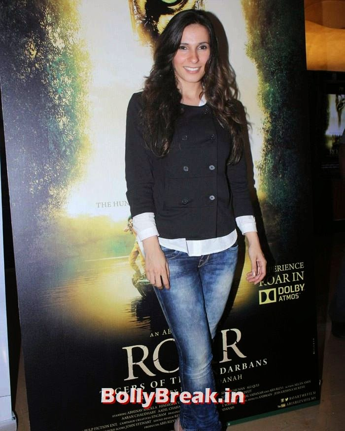 Ramona Arena, Celebs at 'Roar' Movie First Look Launch