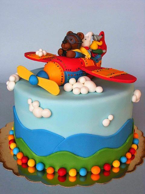 Imagenes De Pasteles De Cumpleaos Para Nios Fiestas Infantiles - Tortas-para-nios