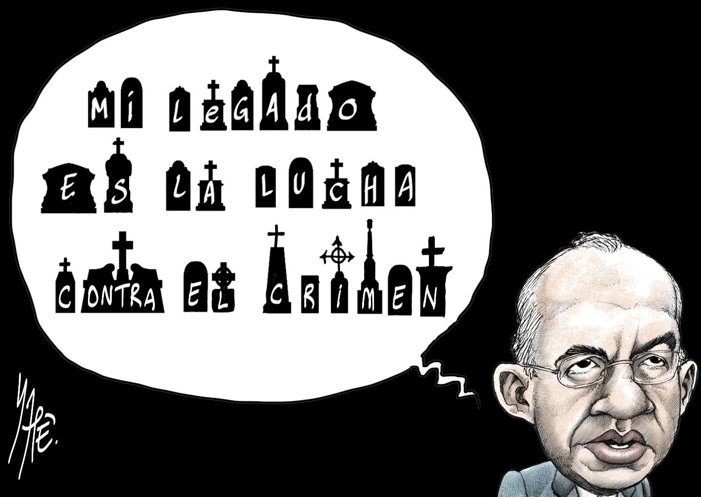 El legado de Calderón