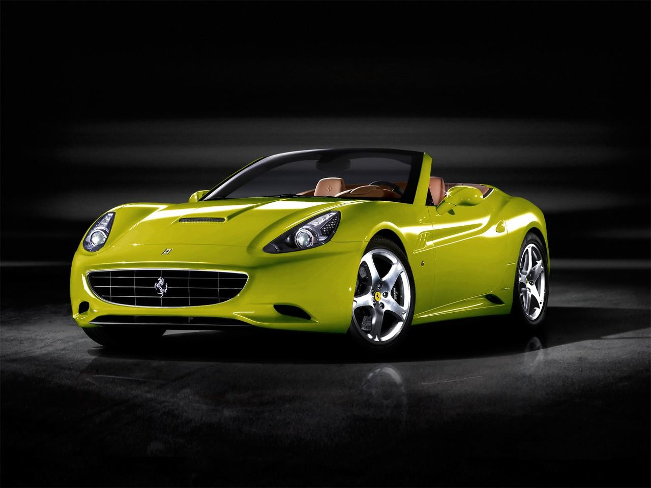 Top 50 Most Dashing And Beautiful FERRARI Car Wallpapers In HD