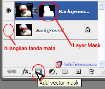 mask layer photoshop