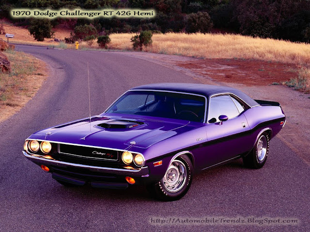 automobile trendz 1970 dodge challenger rt 426 hemi. Black Bedroom Furniture Sets. Home Design Ideas