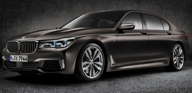2017 BMW M760Li xDrive Design