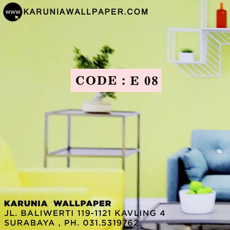 jual wallpaper dinding warna pastel lucu